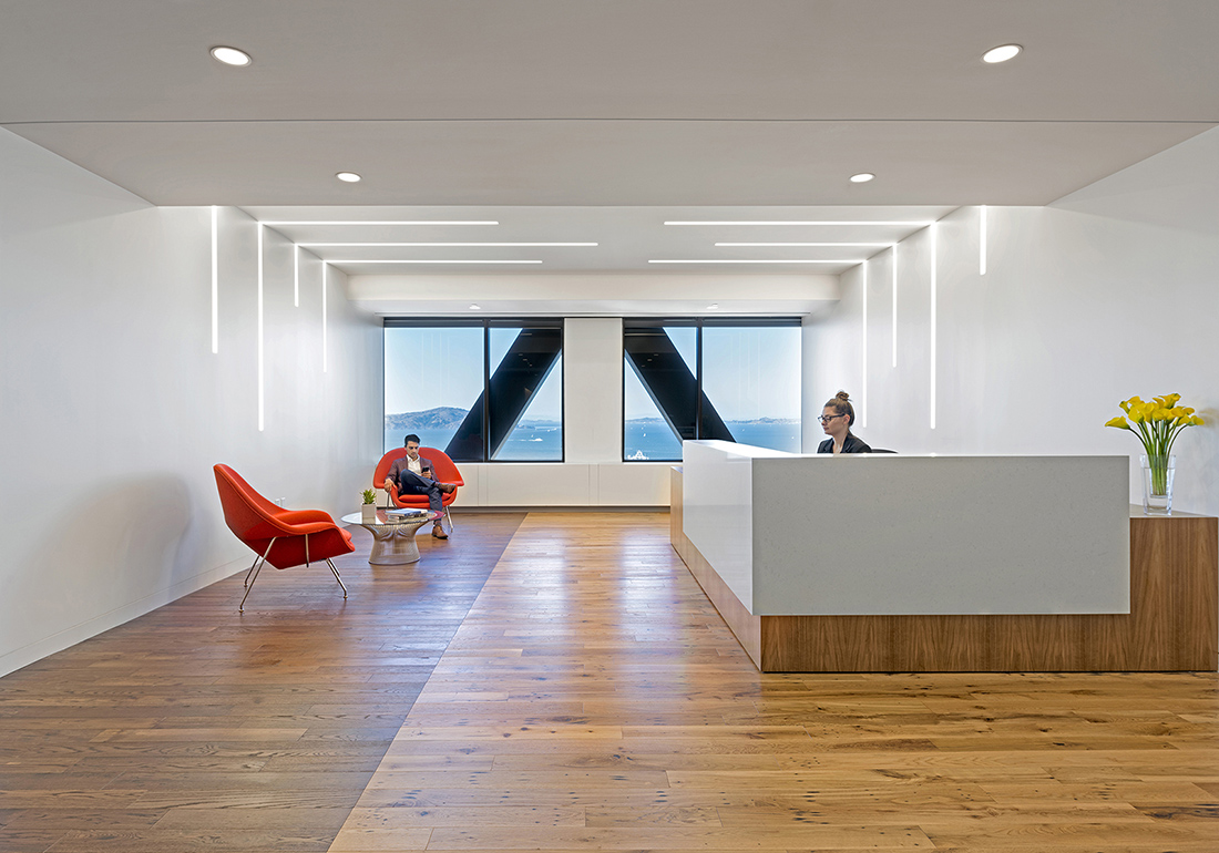 A Look Inside GCA's Minimalist San Francisco Office