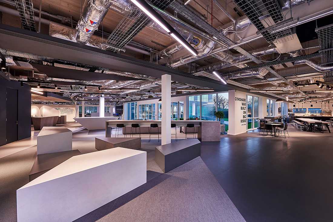 A Look Inside Gymshark's New HQ