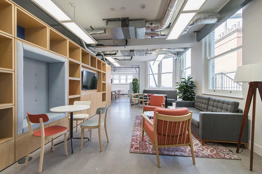 A Look Inside Hiber's New London Office