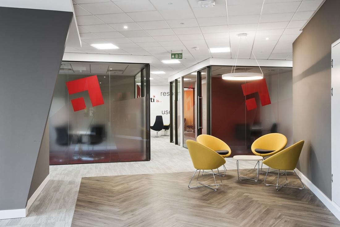 Inside Ivanti's New Office Expansion in Bracknell