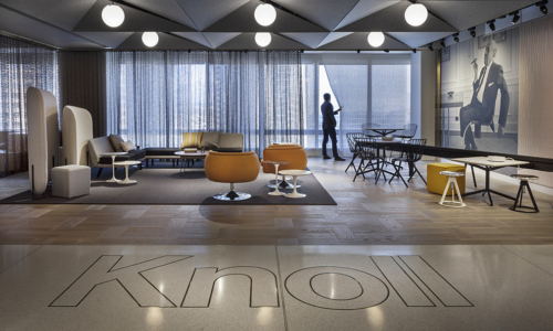 Knoll Showroom Los Angeles