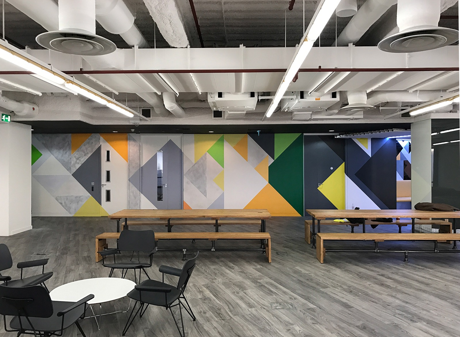 Inside Level39 S New London Coworking Campus Officelovin
