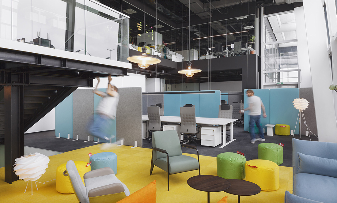 Inside Paysafe's New Development Office in Sofia