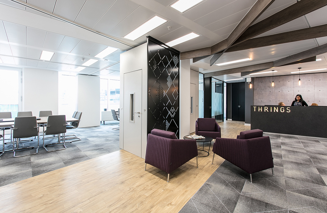 A Look Inside Thrings' New London Office