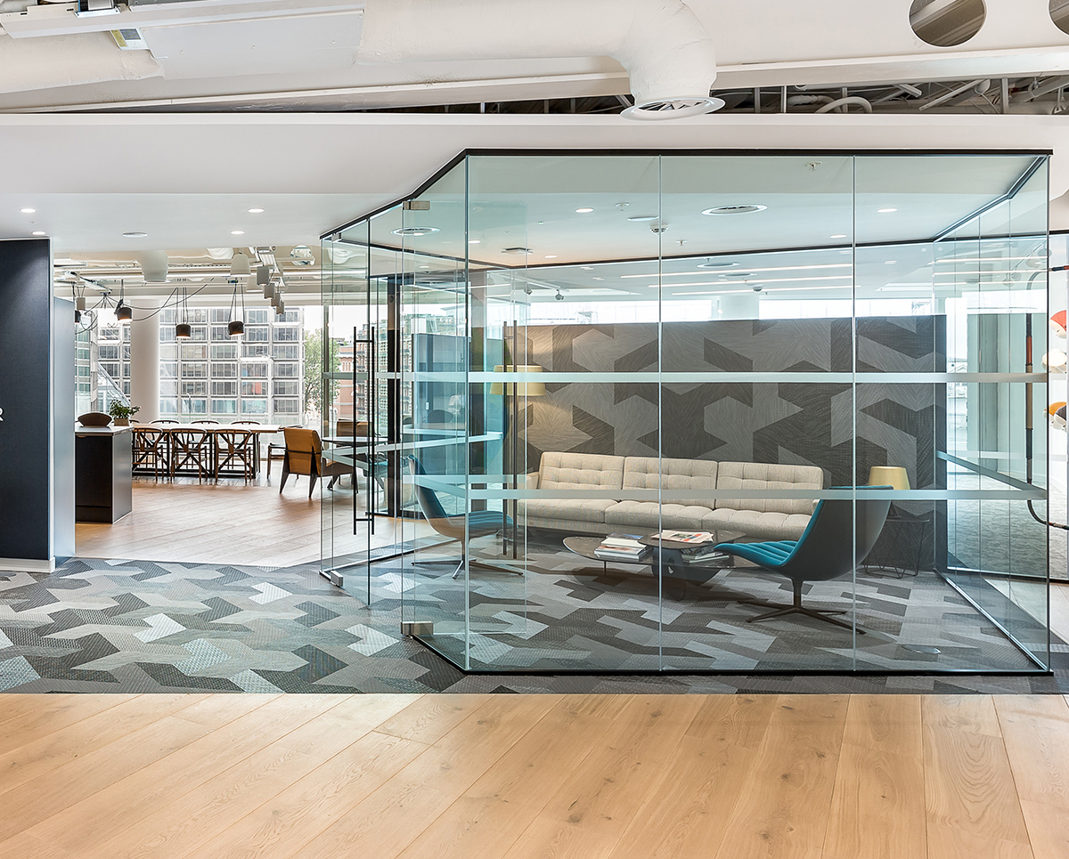 A Tour Private Company Offices in London