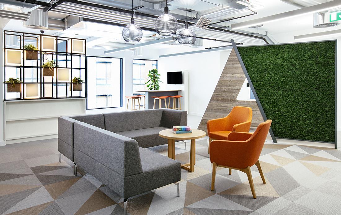 Inside Arthritis Research UK's London Office