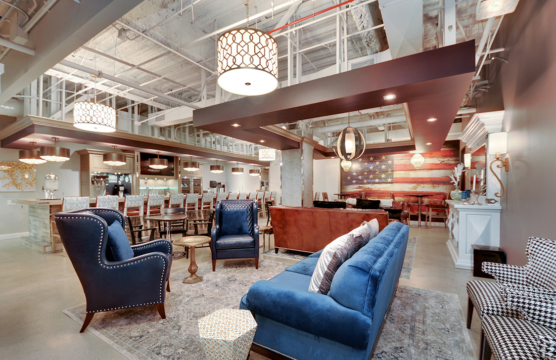 A Tour of Co-Optim's Chicago Coworking Space – West Loop