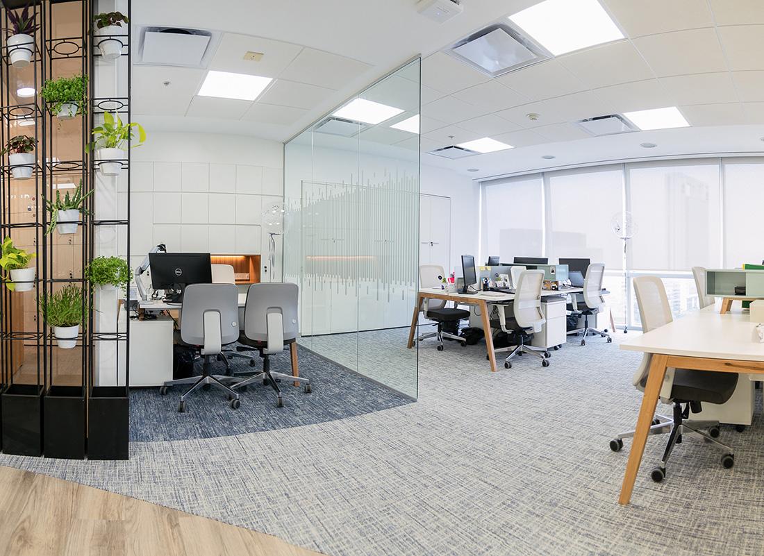 A Tour Of Estée Lauderu0027s New Buenos Aires Office