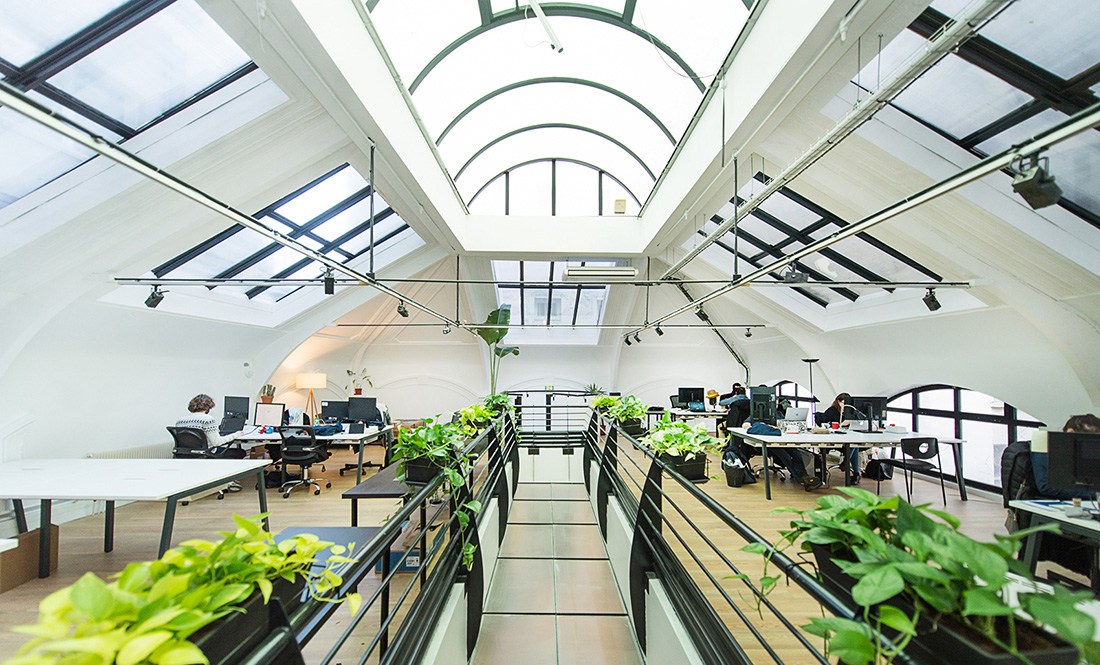 Inside the New Offices of Everoad in Paris
