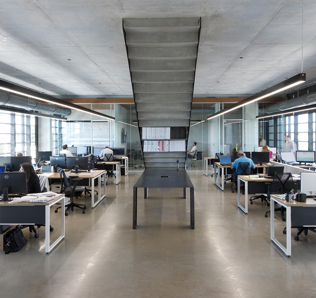 A Look Inside GLF's New Miami HQ