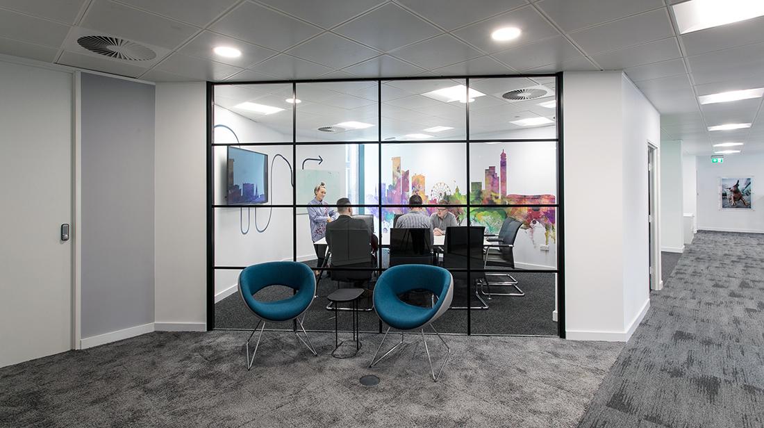 Inside Rethink Group's New Birmingham Office