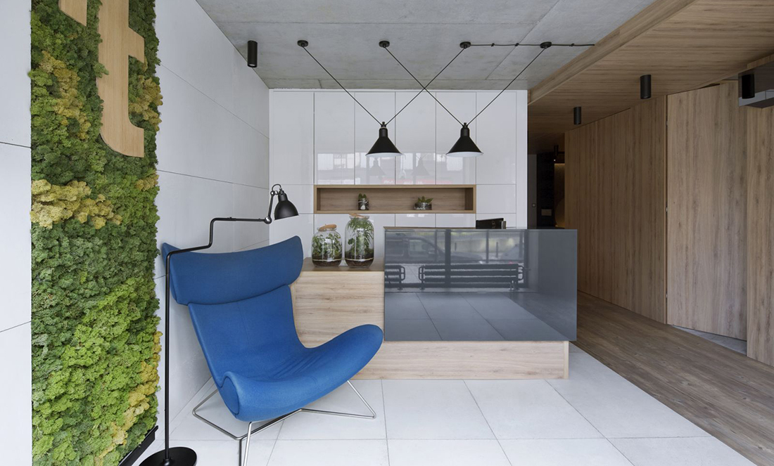 A Tour of Tremend's Elegant Warsaw HQ