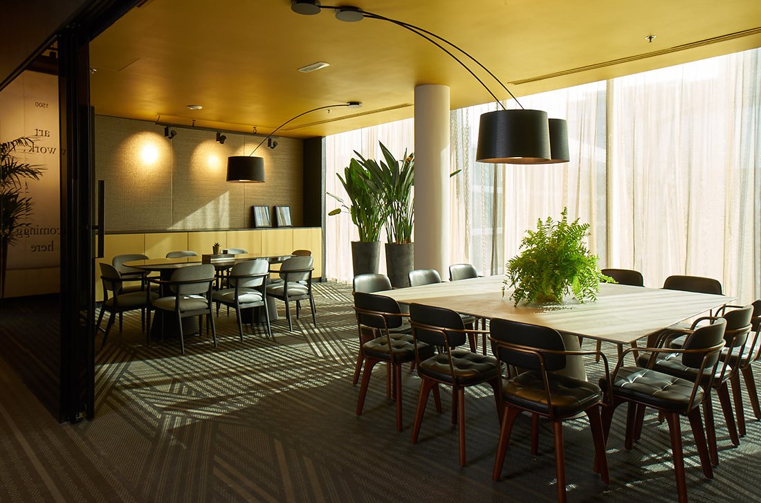 Inside Wilson Associates' New Dubai Office