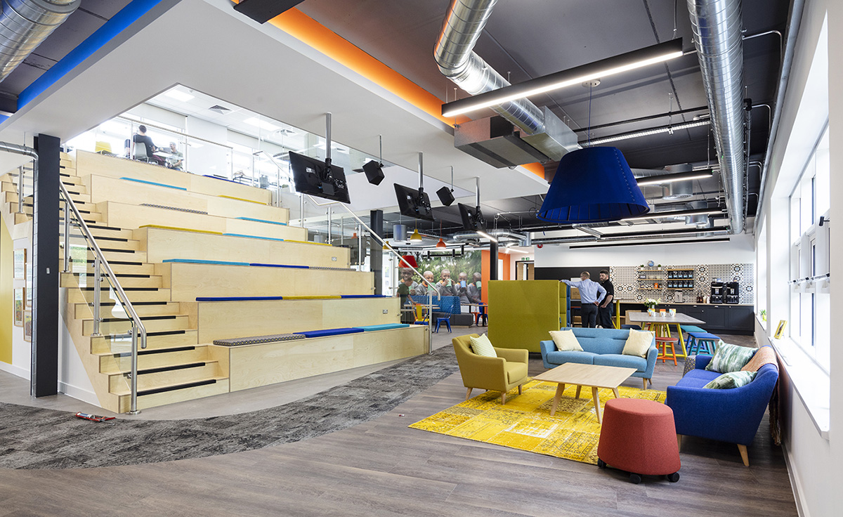 A Look Inside Compassion's New Fleet HQ