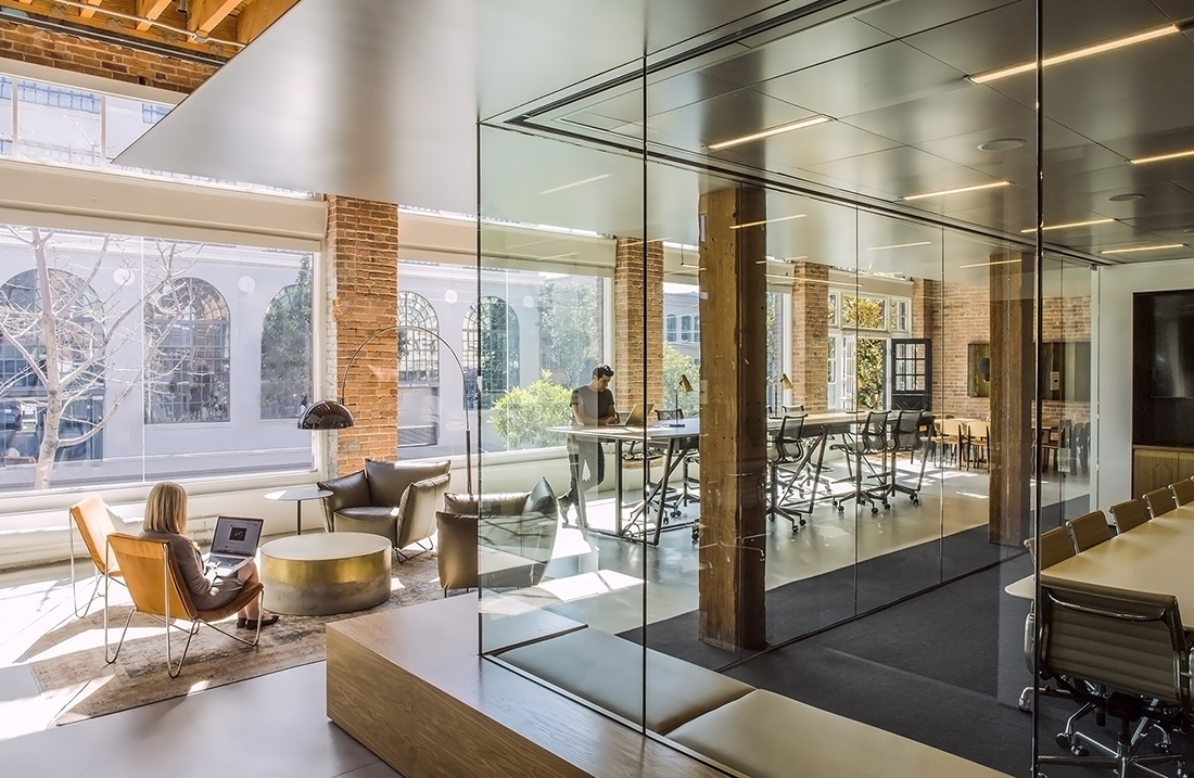 Inside General Catalyst's Sleek New San Francisco Office