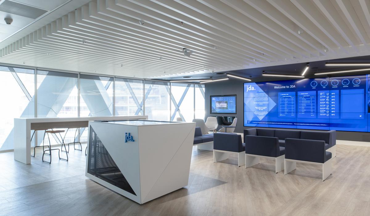 Take a Look Inside JDA's London Office