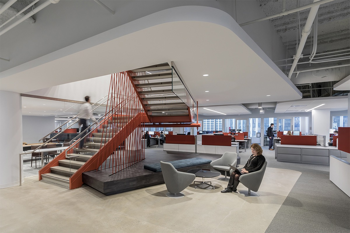 A Tour of JLL's Modern San Francisco Office