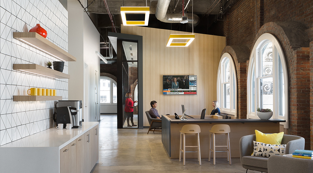 A Tour of LendingHome's New San Francisco HQ