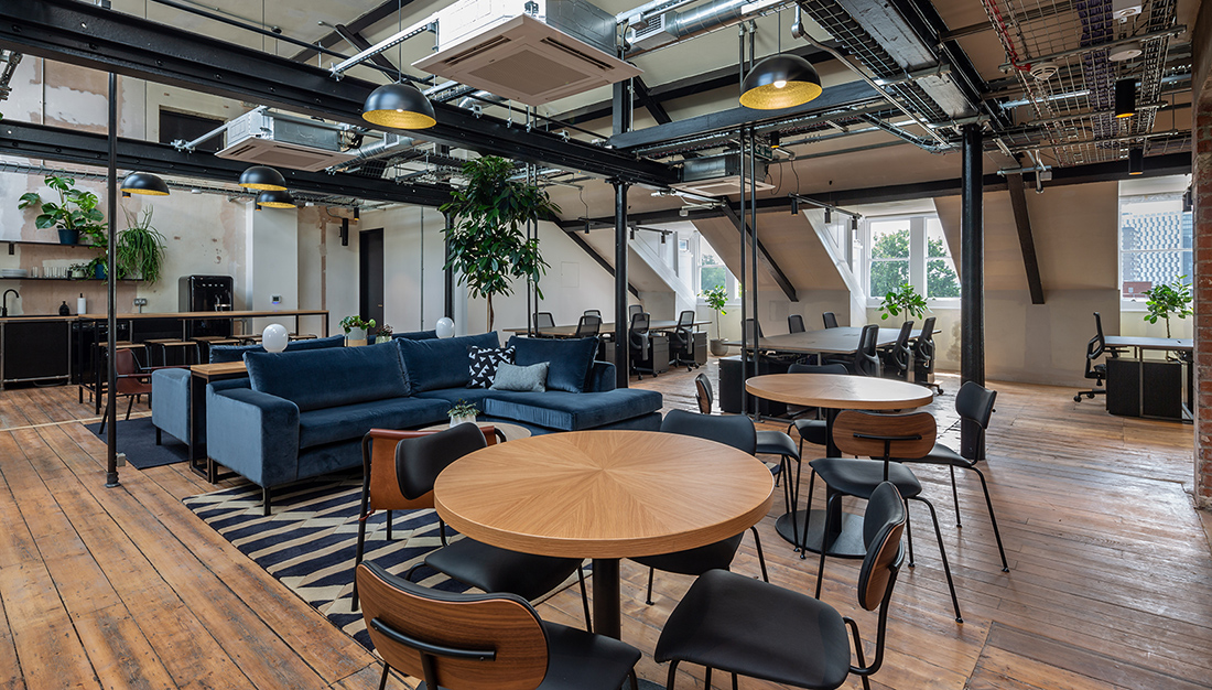 A Tour of The Ministry's London Coworking Space