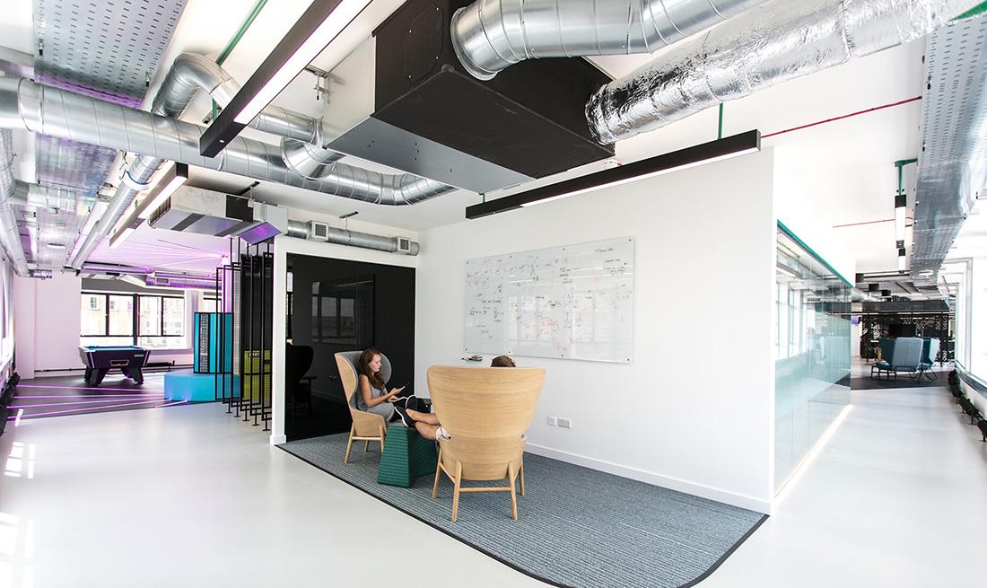 A Look Inside NEX's Modern Bristol Office