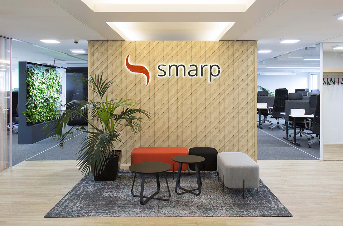A Tour of Smarp's Cool Helsinki Office