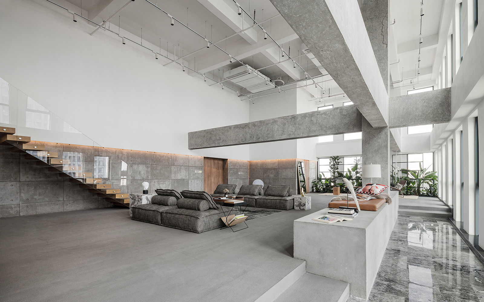 A Tour Of Tkstyle S Super Sleek Office In Jiaxing