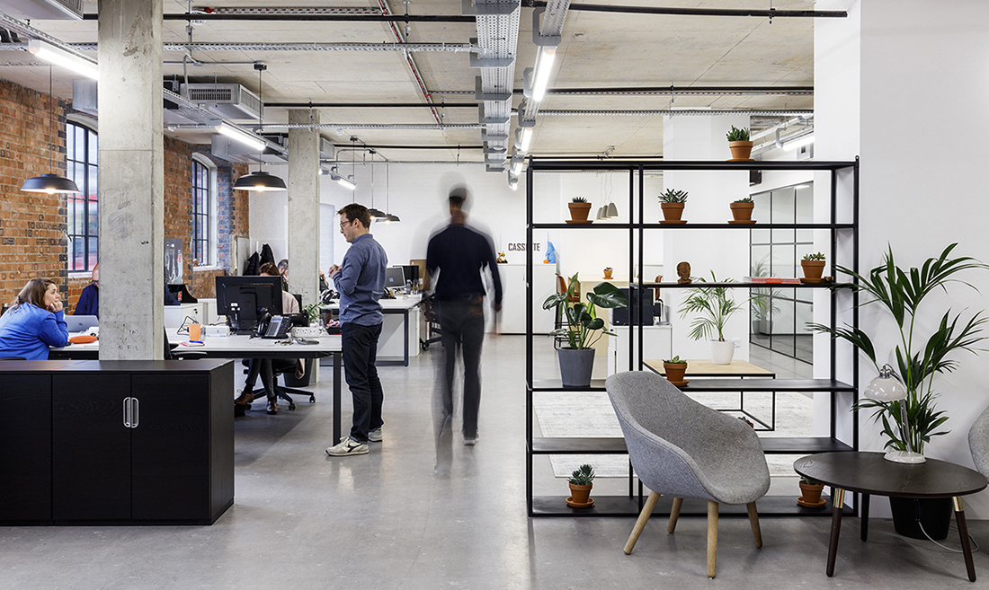 A Look Inside TRO's New London Office