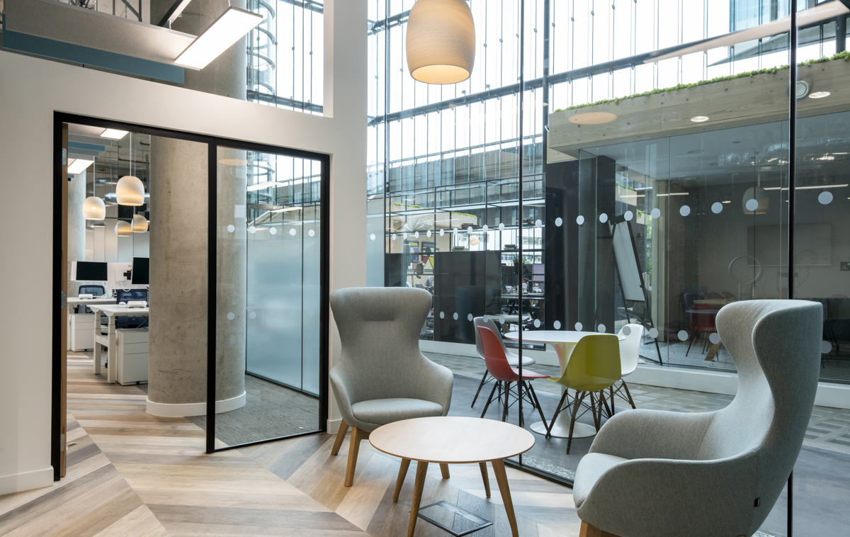 A Quick Look Inside British Land's New London Office