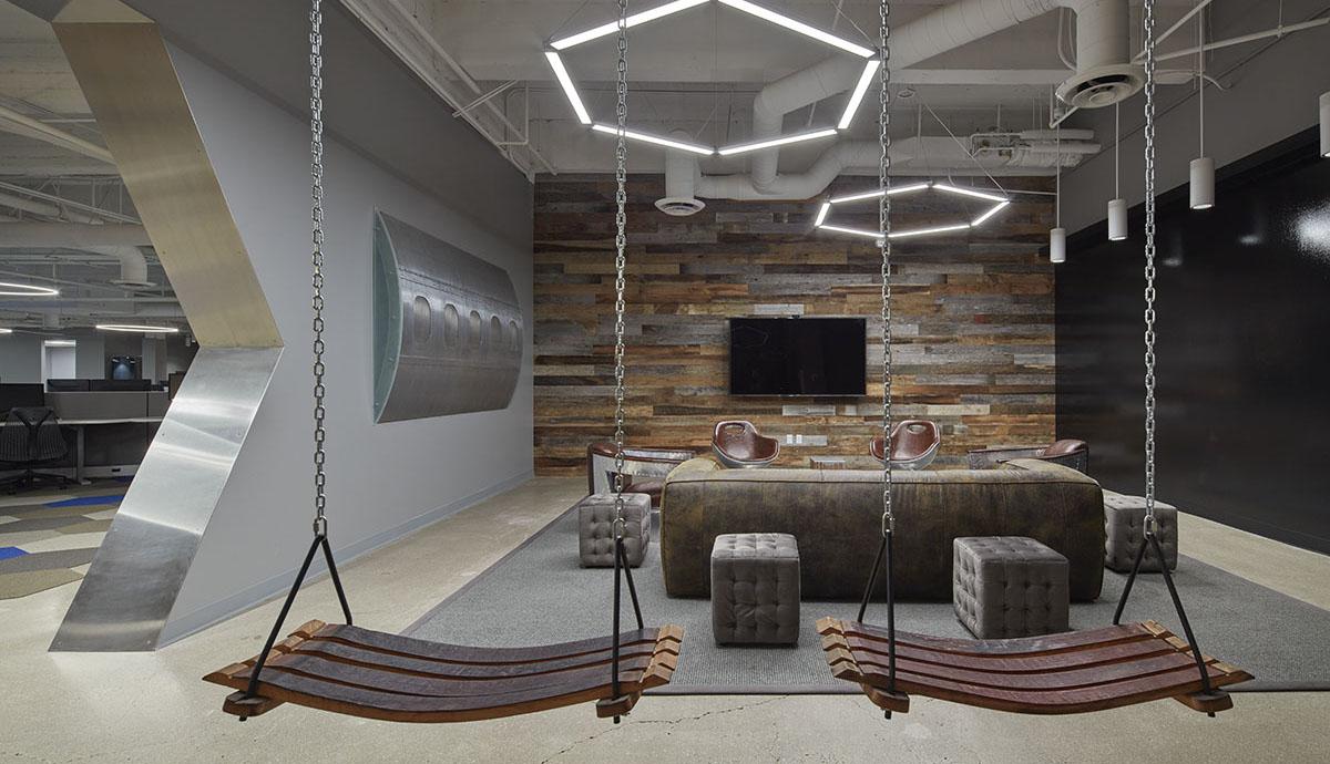 Inside Chrome River's Modern Los Angeles Office