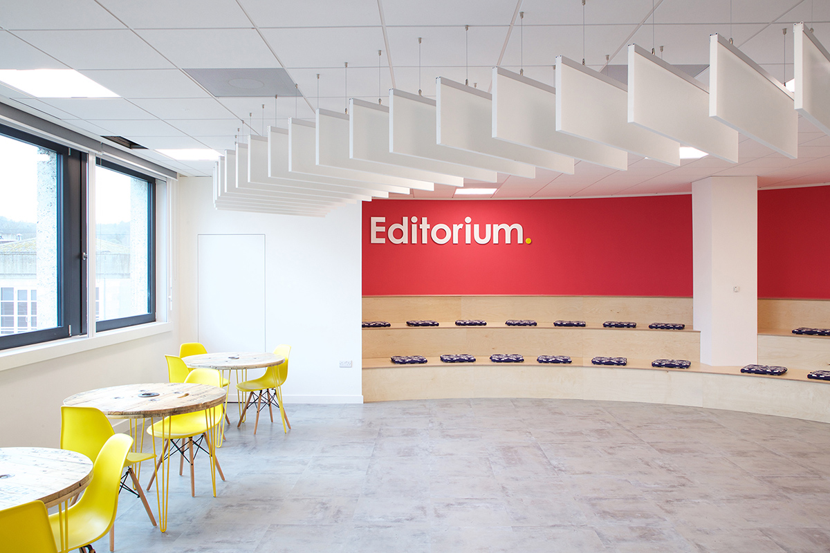 A Look Inside Edit's New Office in Bath