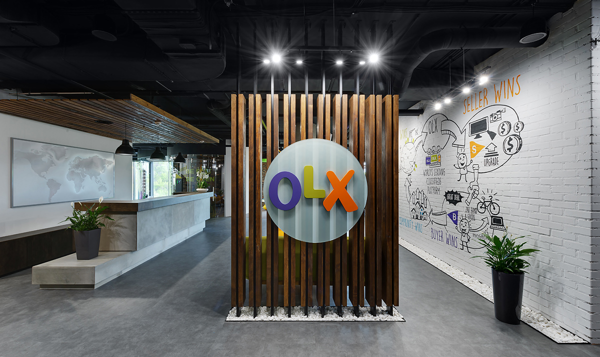A Look Inside OLX's Cool Kiev Office