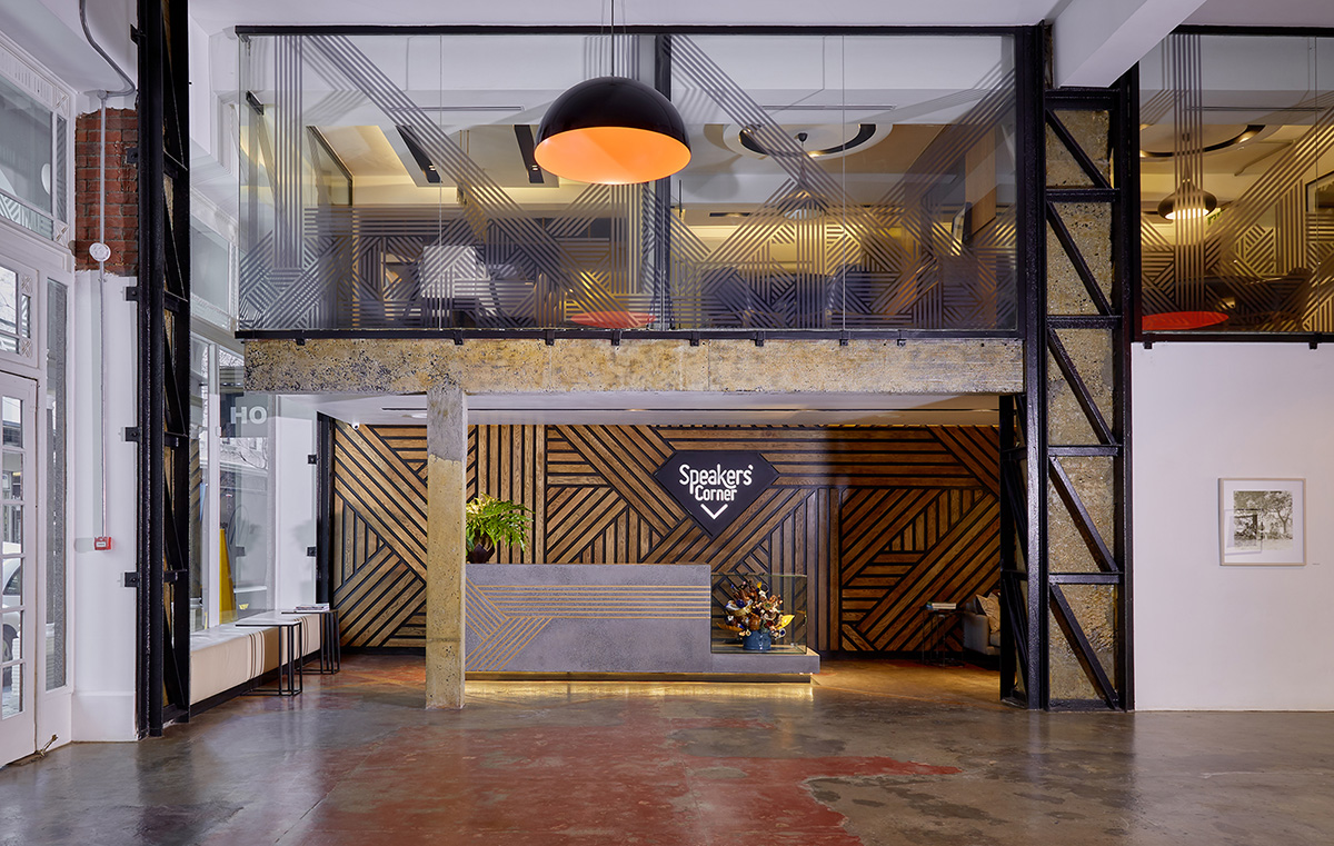 A Tour of Speakers' Corner's Cape Town Workspace Campus