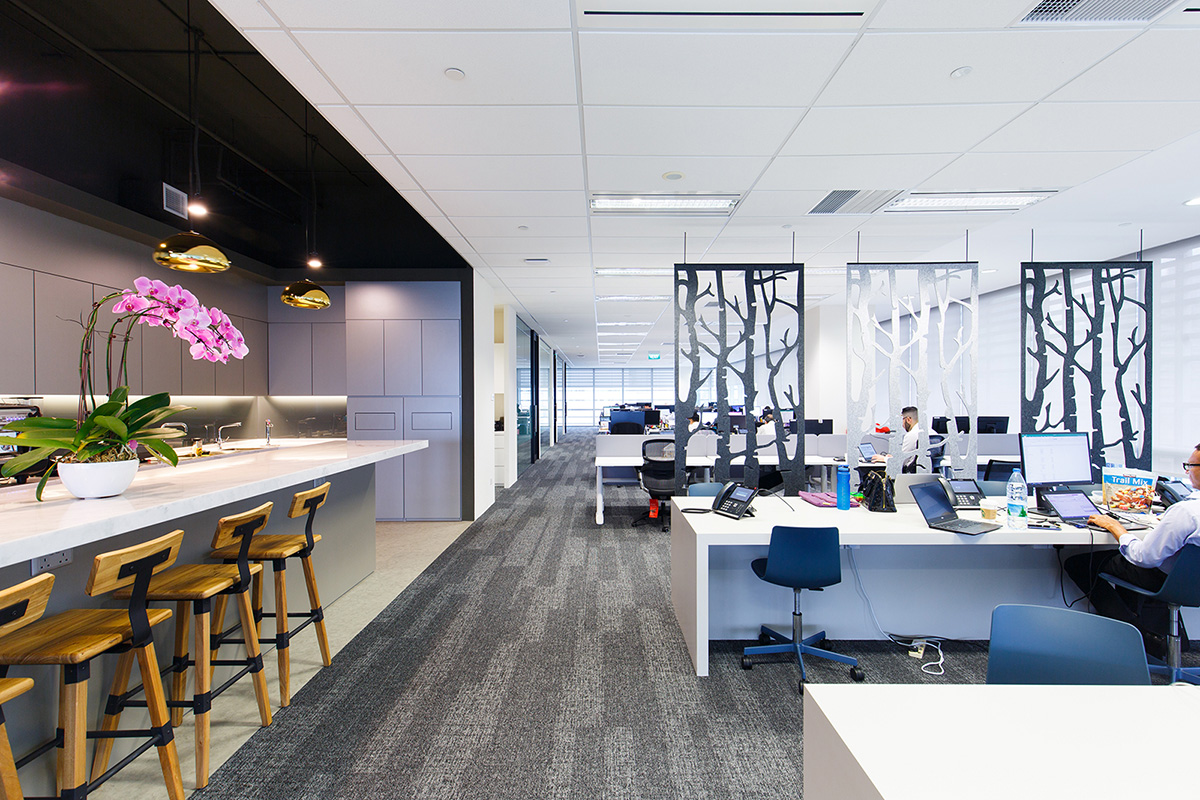 Inside Vena Energyu0027s New Singapore Office