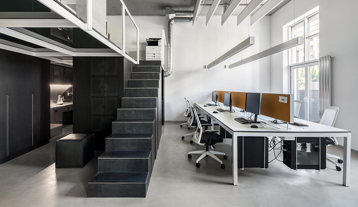 Yod Design Lab S Modern Kiev Office