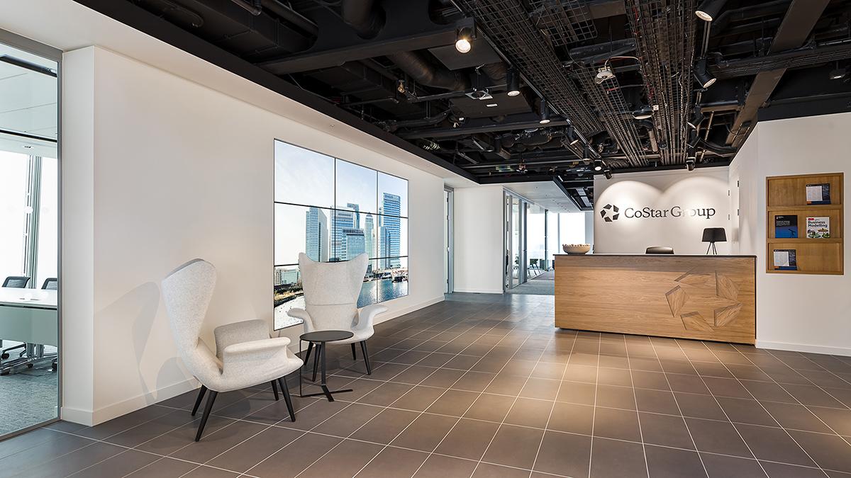 A Peek Inside CoStar's New London Office
