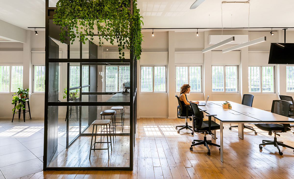 A Look Inside Alcide's New Tel Aviv Office
