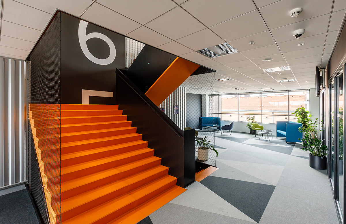 A Tour of Avast's New Brno Office