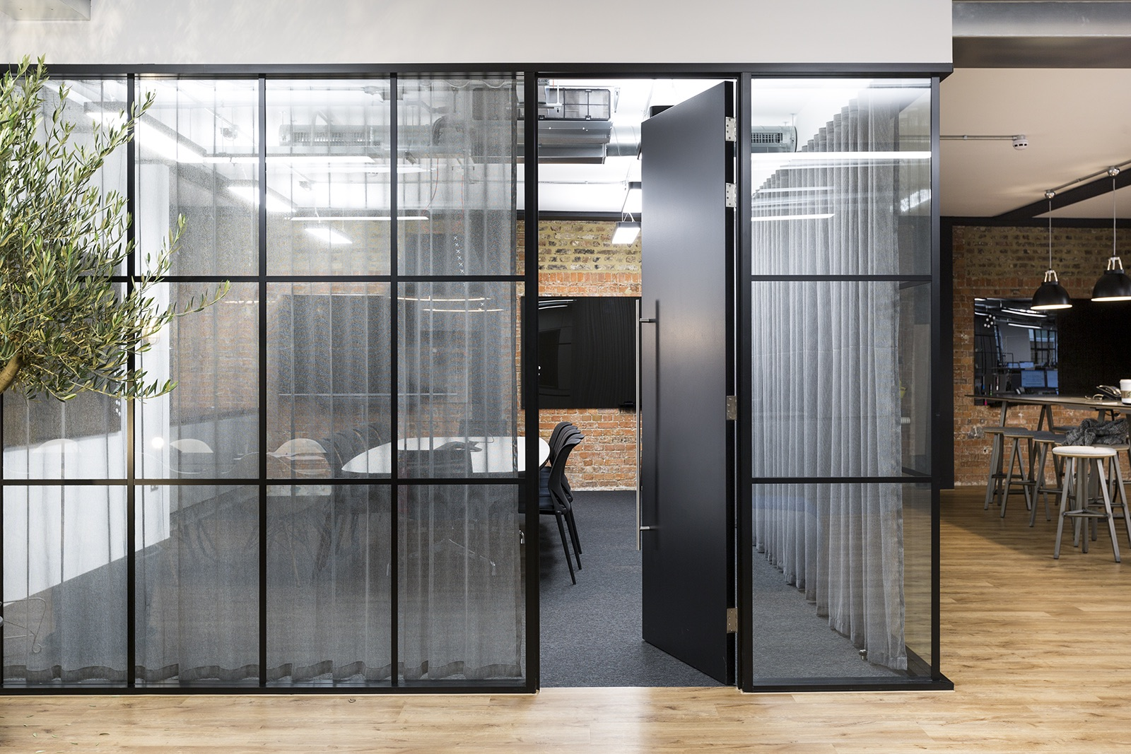 Take A Look Inside Ibi Group S Cool New London Office