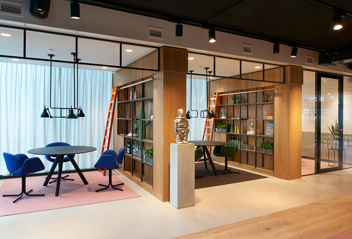 A Look Inside ING's Modern Amstelveen Office