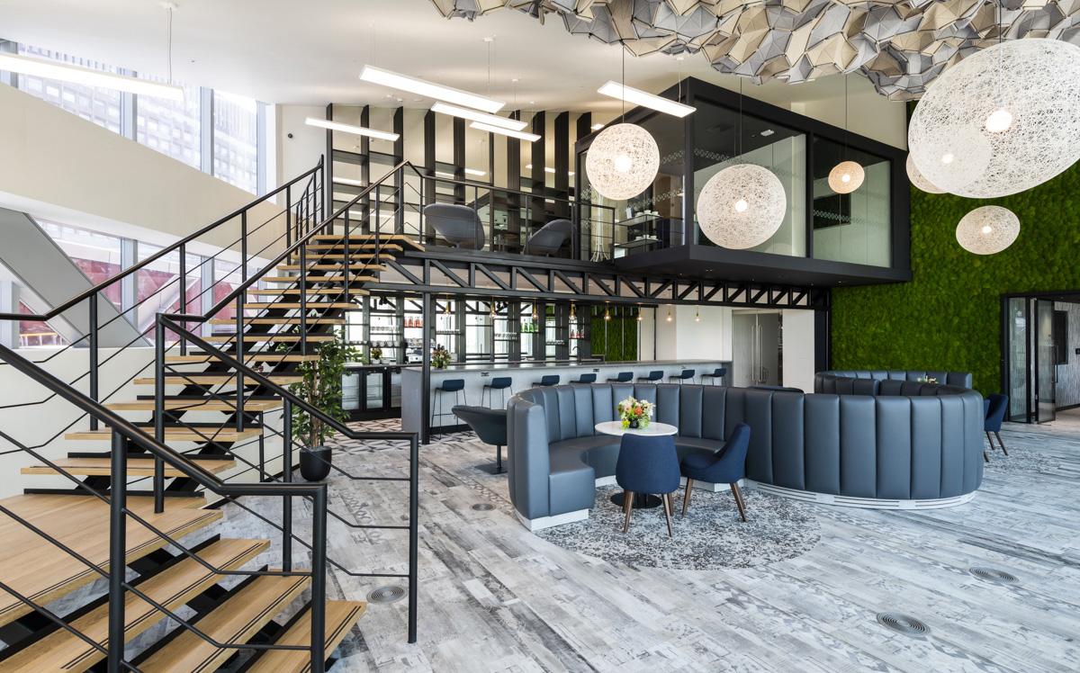 A Look Inside London Executive Offices – Nova North