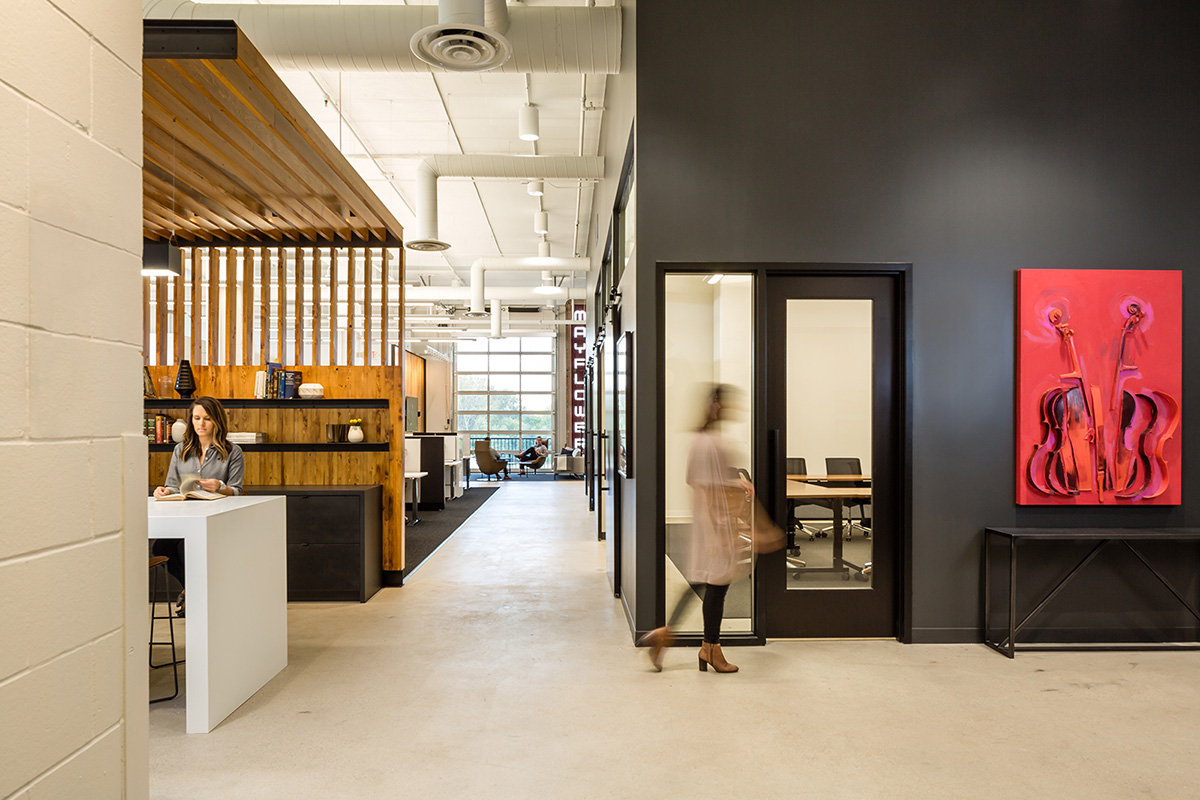 A Tour of Paster Properties' Cool Minneapolis Office