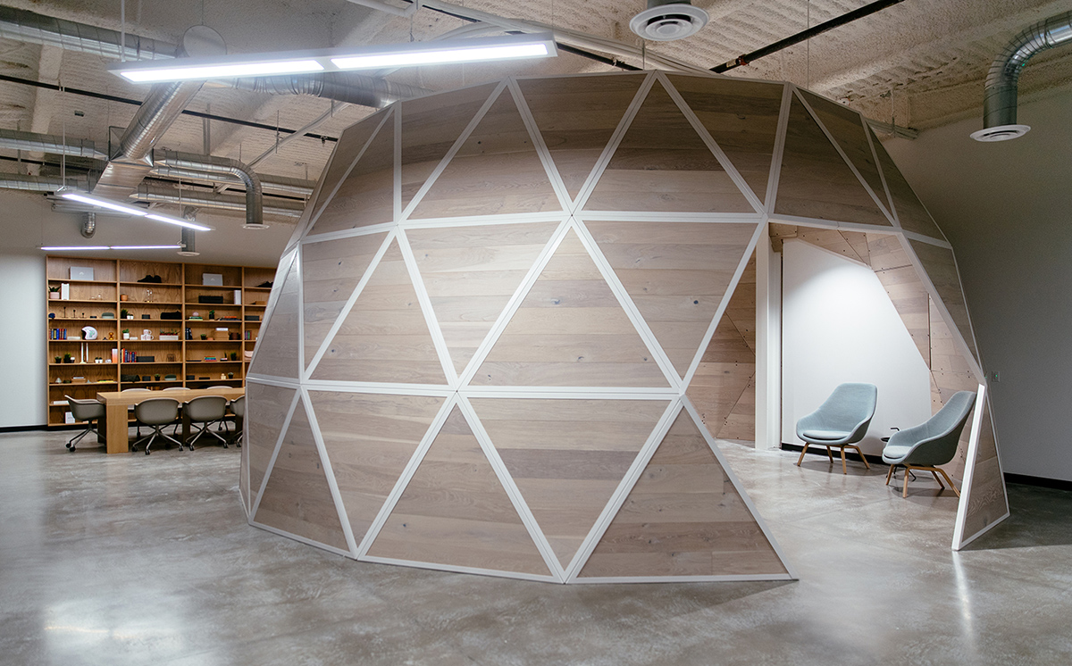 A Tour of Podium's Cool New HQ in Utah