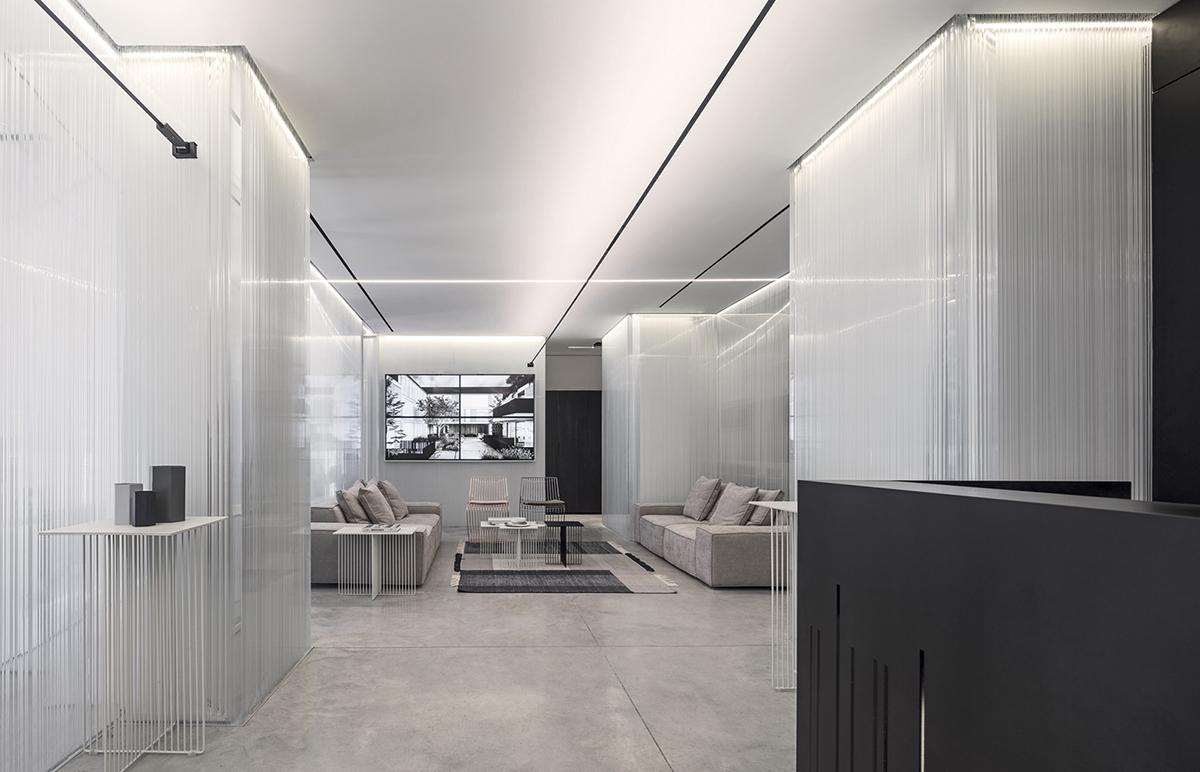 Inside Private Real Estate Company Offices In Tel Aviv