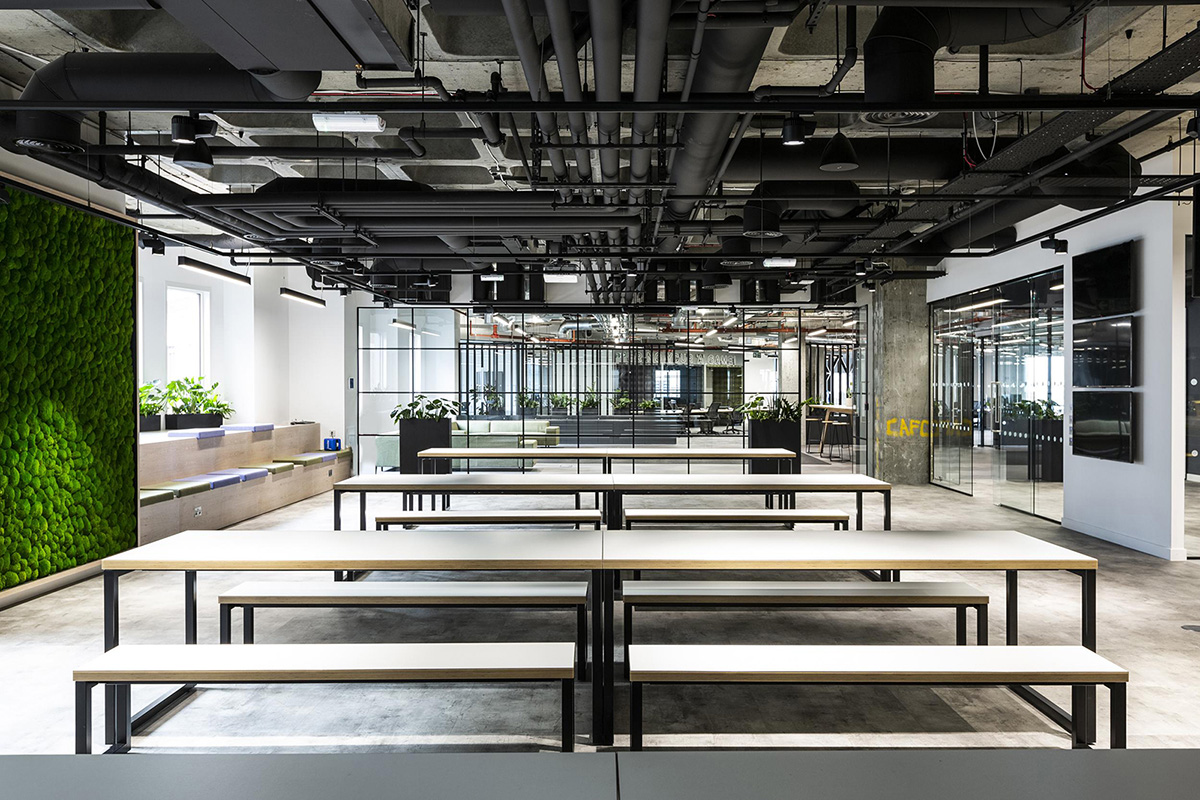 An Exclusive Tour of Revolut's New London HQ