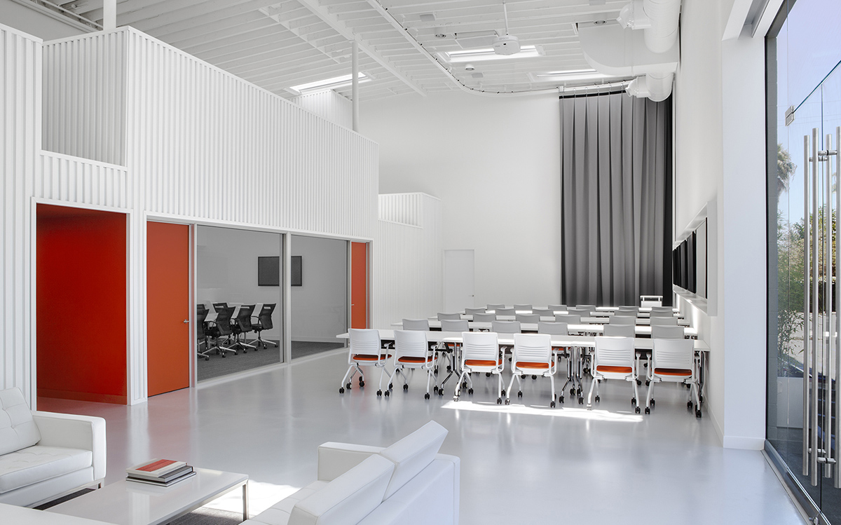 A Look Inside Servicon Systems' Culver City Office