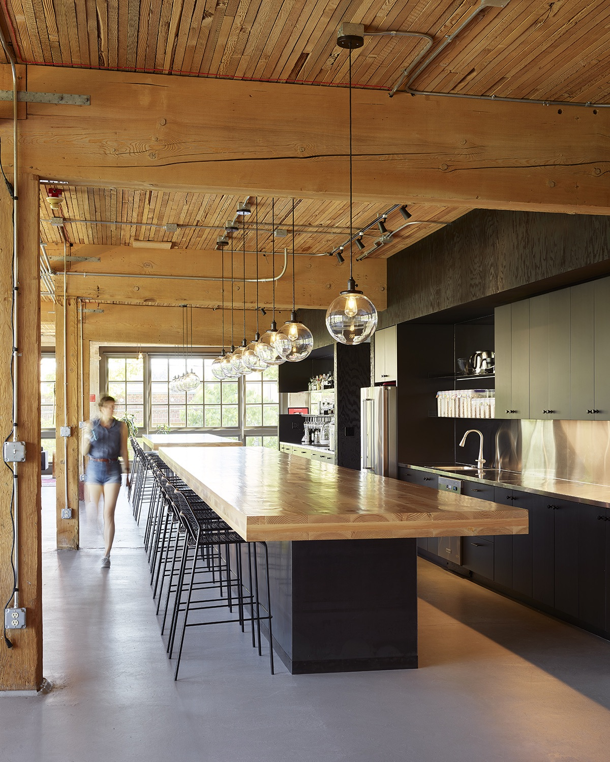 Nopa Kitchen: Take A Look Inside Substantial's Cool Seattle Office