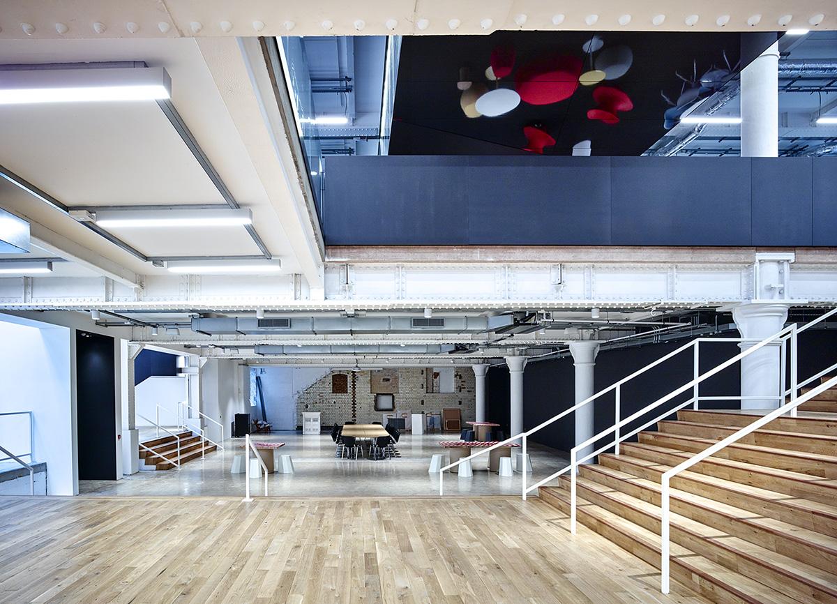 A Look Inside U+I's Modern London Office