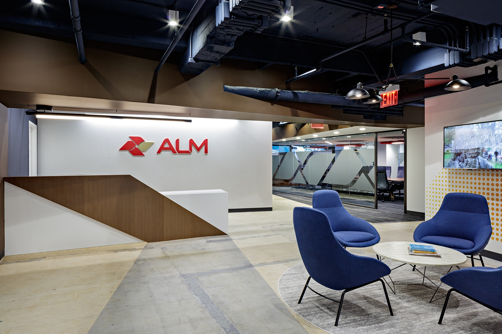 A Tour of ALM Media's New York City HQ