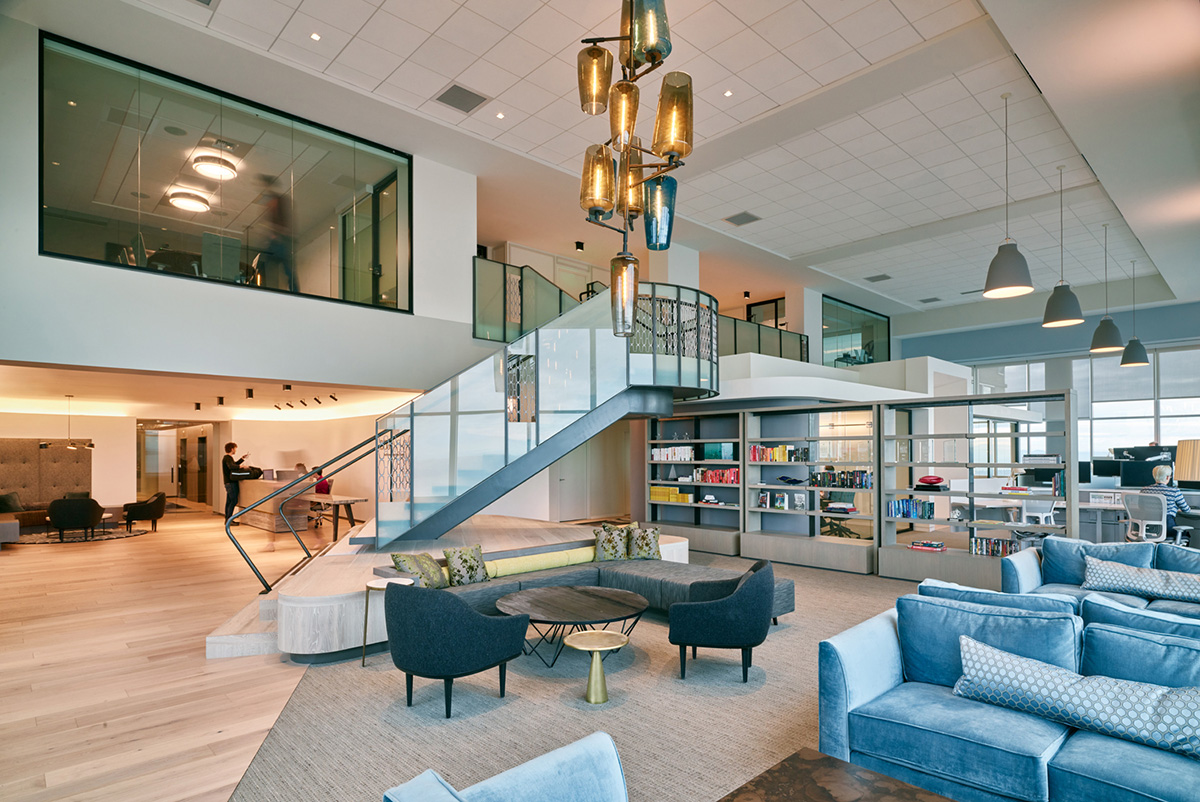 Inside Boston Consulting Group's Modern Seattle Office