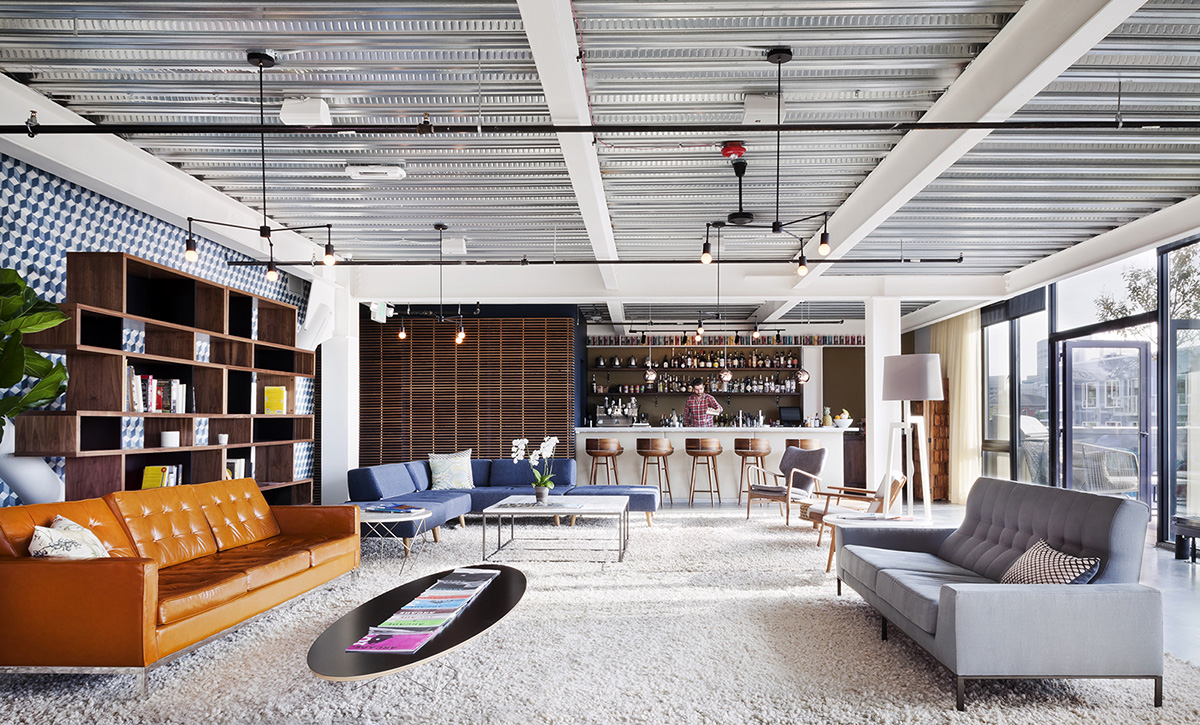 Inside The Cloud Room's Seattle Coworking Space